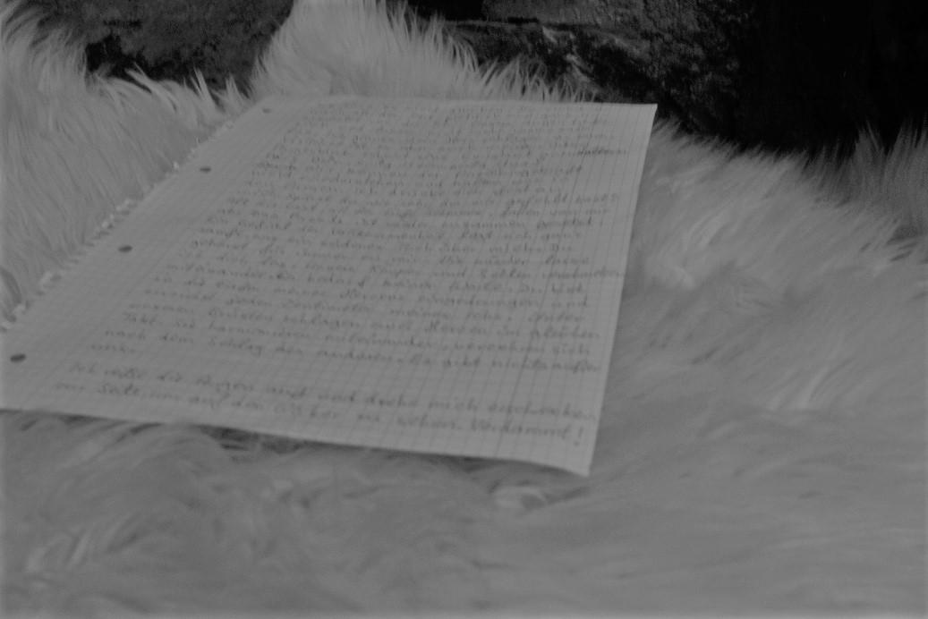SchreibRaum - Brief