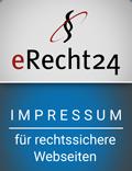 Impressum - eRecht24