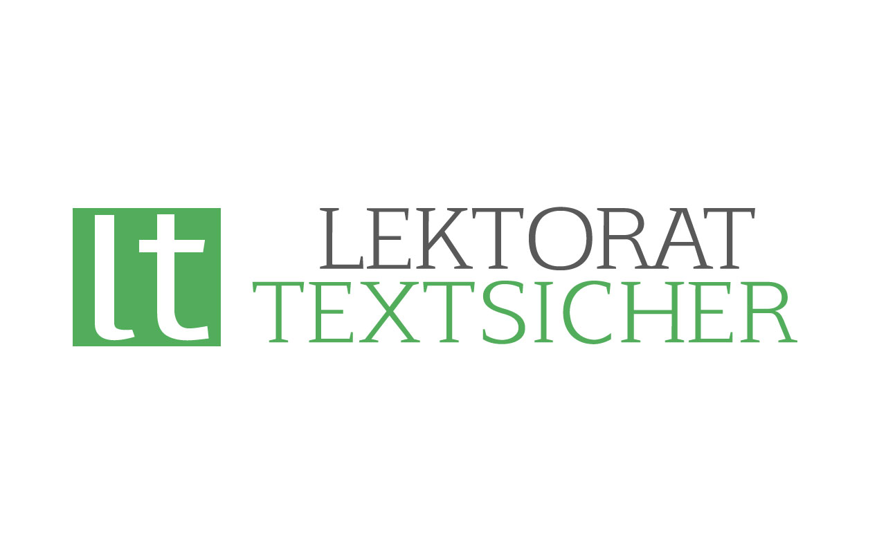 Lektorat Textsicher